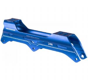 POwerslide Freeskating Frame - Pleasure Frame Tool (Blue)